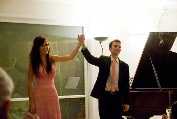 בני מילר - פסנתרנים בקונצרט ביתי
