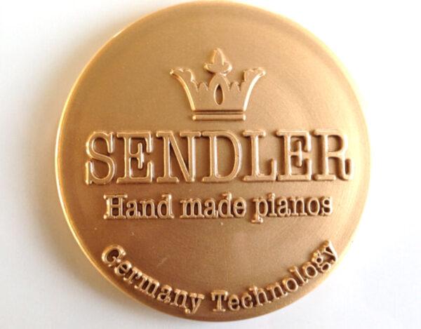 פסנתר למכירה SENDLER BABY GRAND