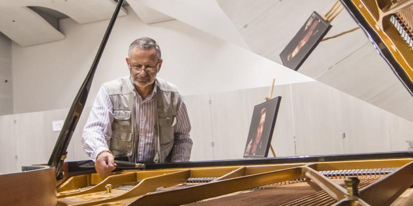 בני מילר - מכוון פסנתרים